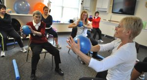 Cancer Exercise Specialist training survivors