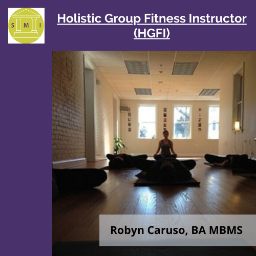 Holistic Group Fitness Instructor™ (HGFI)