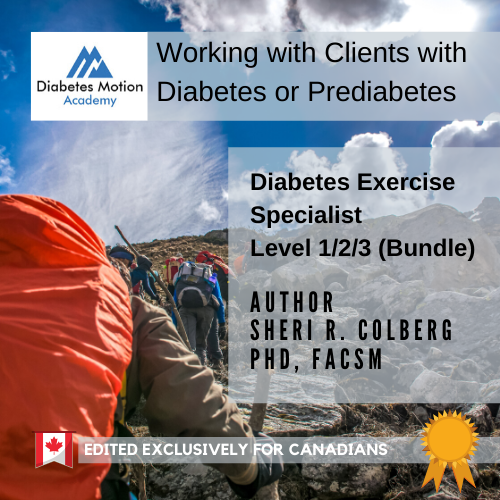 Diabetic-Exercise-Specialist-Bundle